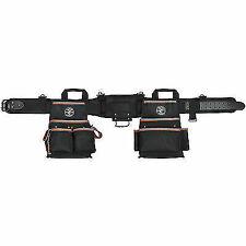 """Klein Tools 55428 Tradesman Pro Electrician's Tool Belt, Large"""