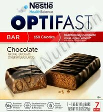 OPTIFAST® 800 CHOCOLATE BAR 6 BOXES 42 SERVINGS NEW FORMULA