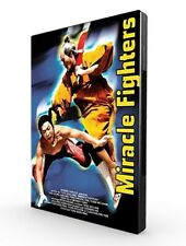 The Miracle Fighters (1982) Kei moon duen gap, French RARE OOP Remastered DVD!