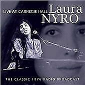 Laura Nyro - Live at Carnegie Hall (The Classic 1976 Radio Broadcast/Live Record