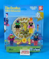 KNEX The Beatles Yellow Submarine Series 2 Sgt. Pepper Set #48051 Sealed NEW