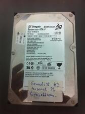 SEAGATE BARRACUDA ATA IV 60 GB HD, P/N: 9T6001-001, MODEL: ST360021A,