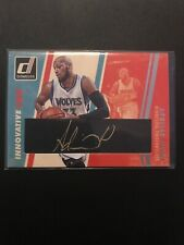 NBA Auto Card Adreian Payne Panini Donruss 2015-16
