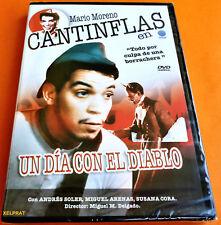 UN DIA CON EL DIABLO Cantinflas -DVD R2- Precintada