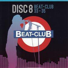 Beat-Club / Disc 08 / Sendung 33-35 / 1968 / DVD von 2015 / Neuwertig !
