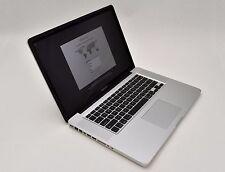"Apple MacBook Pro 15"" / Intel Core i5 2.40GHz / 8GB 500GB / Sierra A1286 2010"