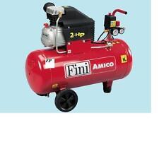 COMPRESSORE AMICO FINI 25 LT 25 EC 2400,8 BAR,CARRELLATO 282015