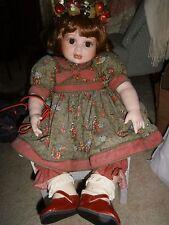 "Marie Osmond ""Fay"" Toddler Porcelain Doll"