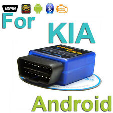 For KIA OBD 2 Android Scanner CAN Diagnostics Reader Wireless Bluetooth Tool