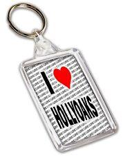 I Love Hollyoaks Keyring - Gift - Birthday - Christmas - Stocking Filler