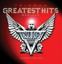 TRIUMPH - GREATEST HITS: REMIXED NEW CD