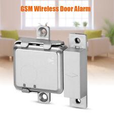 Mini GSM Wireless Smart Tür Alarm Magnetisch Alarmanlage Haus Sicherheitssystem