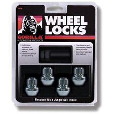 4 Pc GORILLA 2010-2019 CHEVROLET CAMARO CUSTOM WHEEL LOCKS LUG LOCKS # 96641DX
