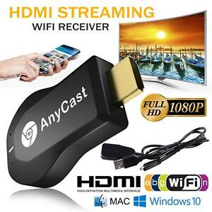 AnyCast DLNA Wireless WiFi 1080P HD HDMI TV Stick Miracast Airplay Dongle Lot