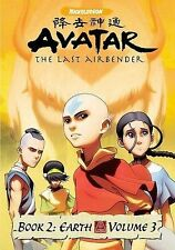 Avatar: The Last Airbender - Book 2: Earth - Vol. 3 (DVD, 2007, Checkpoint)