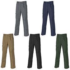 Dickies Redhawk Super Trousers Lightweight Durable Work Mens Pants WD884