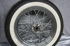 Harley Davidson Softail 16 x3 Zoll Speichen Felge  vorne # 768