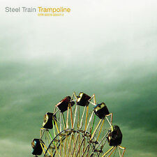 Trampoline by Steel Train (CD, Feb-2008, Drive-Thru Records)