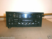 CHRYSLER VOYAGER 1999 RADIO STEREO CASSETTE PLAYER UNIT ( P04859504AB-A )