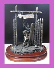 Chilmark Pewter Figurine Polland '93 SACRED GROUND RECLAIMED #742 Spec.edition