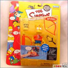 Simpsons playmates Kamp Krusty Bart figure series 3