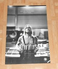 Iggy Pop and the Stooges Ready to Die Original Poster 11x17
