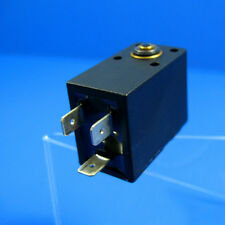 Solenoid Magnetic Valve Replacement AC100-240V for Co2 Regulator CE Fish Tank