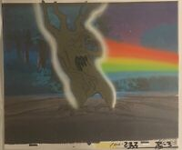 The 13 Ghosts Of Scooby-doo Cel With Copy Background