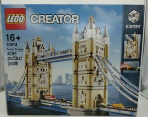 LEGO Creator- Tower Bridge- (10214) EXPERT