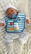 SUNBEAMBABIES CHILD FRIENDLY NEW REBORN FAKE BABY BOY REALISTIC NEWBORN DOLL
