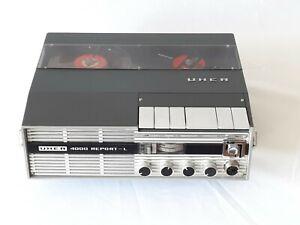 Uher 4000 Report-L Tonbandgerät vintage Tonband transportabel Kult Sammlerstück