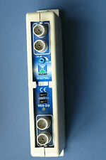 """Amplificador monocanal Alcad 905ZG (905-ZG) """"cualquier canal o frecuencia"""""""