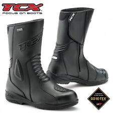 Stivali resistente all'acqua GORE TEX per motociclista