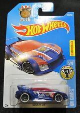 2016  Hot Wheels  Quick N' Sik   HW Games   Card #235