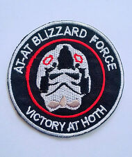 STAR WARS STORMTROOPER AT-AT BLIZZARD FORCE VICTORY AT HOTH Patch Badge