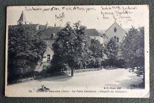 CPA. LONS LE SAUNIER. 39 - La Petite Chevalerie. Séminaire. Ecole Mlle Couturier