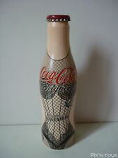 Bouteille 250ml Coca Cola Light Edition Jean Paul Gaultier [ NEUF ]