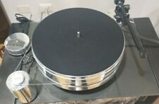 Acoustic solid Machine Small R + braccio Rega RB 250 giradischi turntable