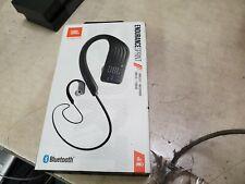 New listing Jbl Endurance Sprint Wireless Bluetooth Headset Black Still sealed