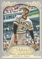 2012 Topps Gypsy Queen #270A Roberto Clemente - NM-MT