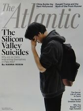 The Atlantic Magazine, Issue December 2015