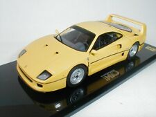 Kyosho Ferrari F40 (Yellow) 1/43 NIB 05041Y *NIB*