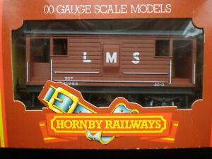 Hornby R.718 L.M.S. Brake Van