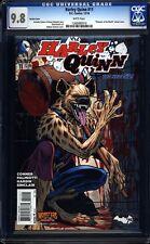Harley Quinn 11 CGC 9.8 WP Variant Edition Modern Age DC Comic (2014) IGKC L@@K