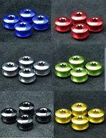 J&L MTB Single/Double ChainRing Bolts/Screws for SRAM,Shimano,Raceface,FSA-2*10