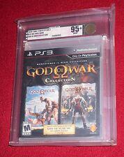 God of War Collection, New Sealed! PlayStation 3 PS3 VGA 95+!