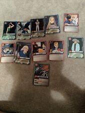 Bandai Gundam Wing M.S. War Trading Card Game TCG 58 card lot! Deathscythe Holo