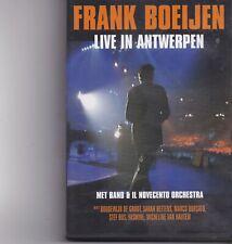 Frank Boeijen-Live In Antwerpen Music DVD