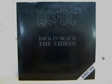 CD- DVD  / AC/ DC / PROMO / BACK IN BLACK / RARITÄT /