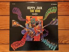 The Who - Happy Jack 1967 Decca ‎DL 74892 Jacket/Vinyl VG+